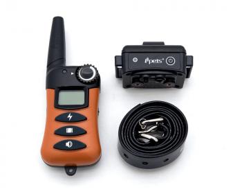 Электронный ошейник для дрессировки собак iPets P620 (до 70 см)